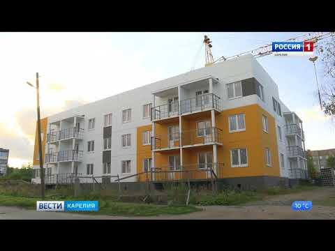 «Россия 1», ГТРК «Карелия», «Вести Карелия», Расселение аварийного жилищного фонда в городе Кеми