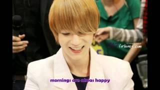 Flower Boy Ramyun Shop OST - HAPPY eng subs [ft. TEEN TOP^^]