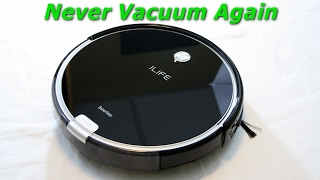 iLife A6 Robotic Vacuum: In Depth Review