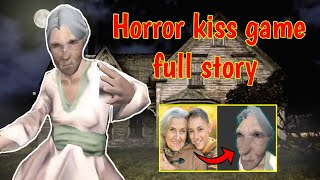 Horror kiss game full story/Hindi/technical YouTuber