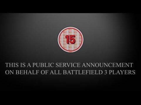 Battlefield 3 M224 Mortar - DICE Please Fix This !!!