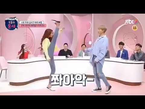Mijoo Dance With Eunhyuk Of SUJU - @MY BAD BEAUTY _ 190822