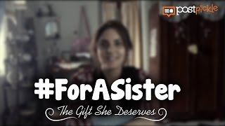 #ForASister - The Gift She Deserves | Shortfilm