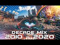 BEST of EDM  2010 - 2020 (Decade Mix)    by    OB & KID PANA