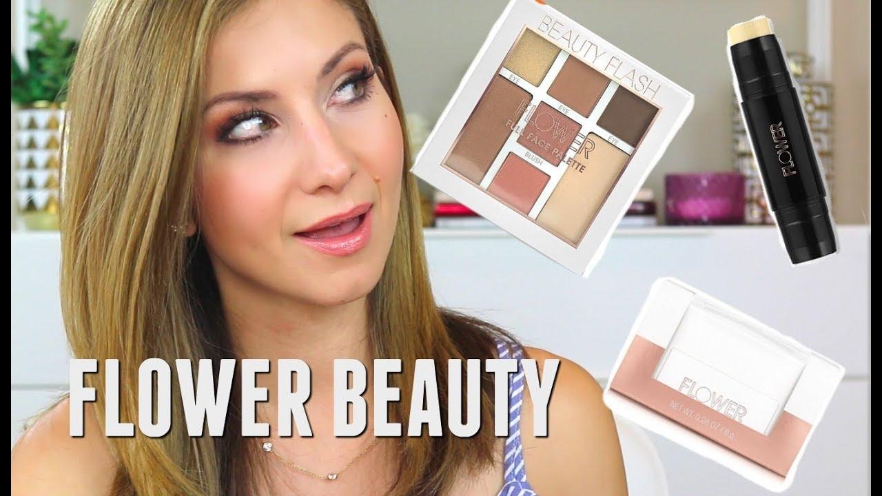 Playing with new makeup flowerbeauty clipzui izmirmasajfo