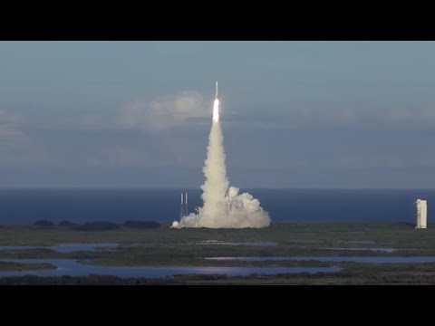 LIVE Full Osiris-rex Spacecraft Launched. -NASA