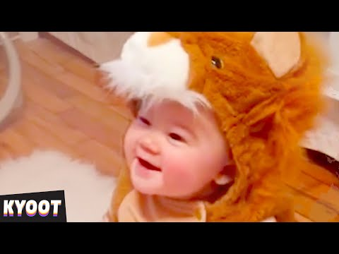 Top Cutest Babies EVER! ❤😊 | Baby Cute Funny Moments | Kyoot