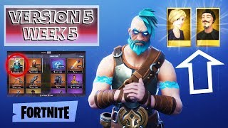 FORTNITE PvE: Reset Loot hebdomadaire - V.5.2 Semaine 5 - SURPRISE FREE MYTHIC SURVIVORS!
