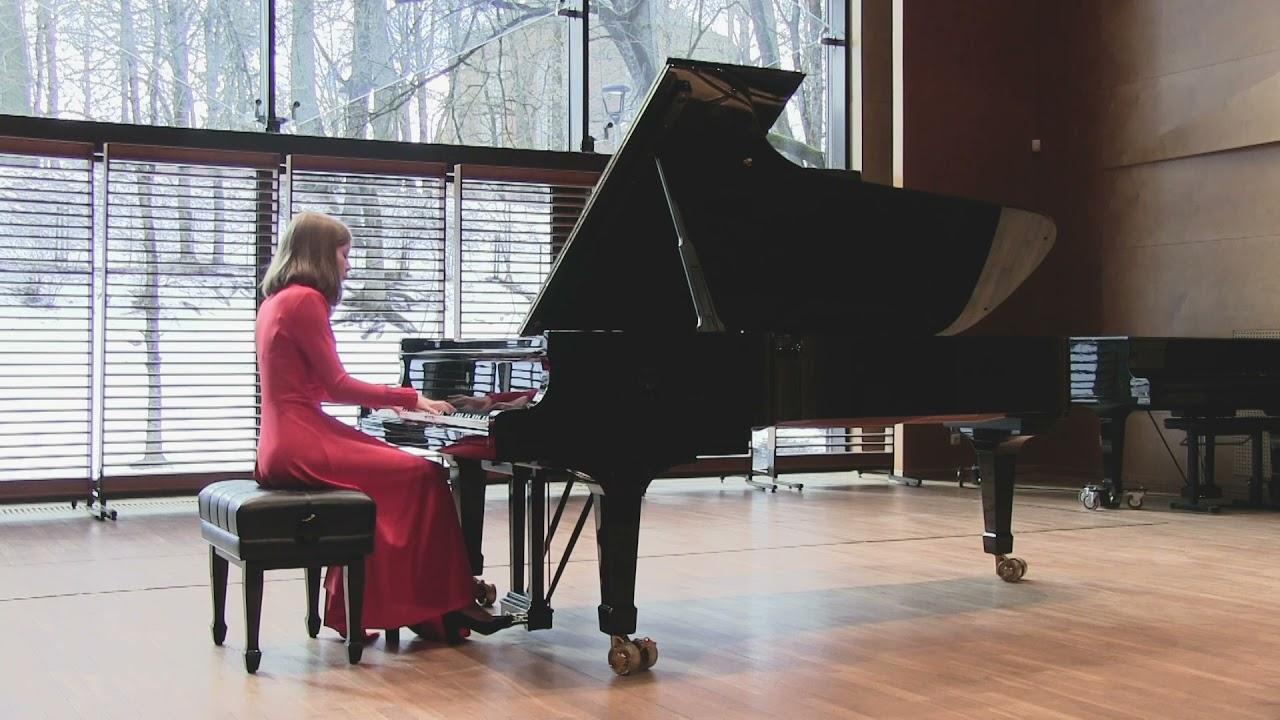Klaveriõpilaste edu EMLi konkursi lõppvoorus