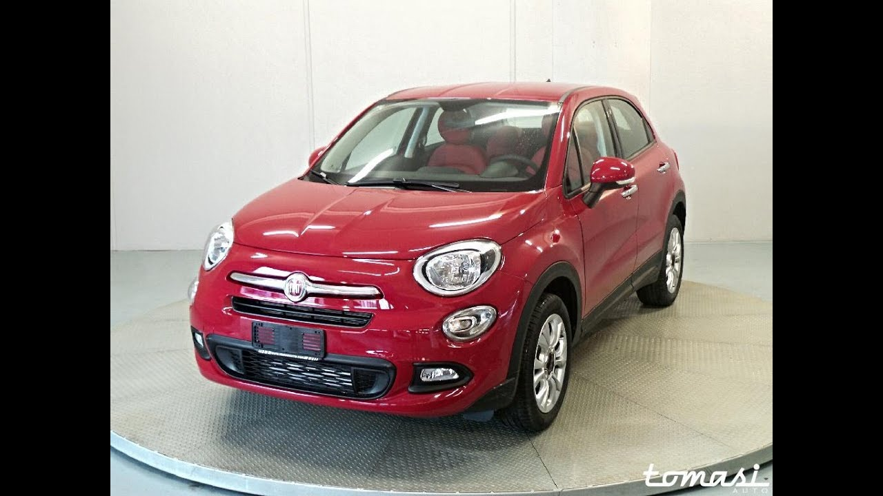 Fiat 500X 1.3 Multijet 95 CV Lounge prezzo, optional di ...