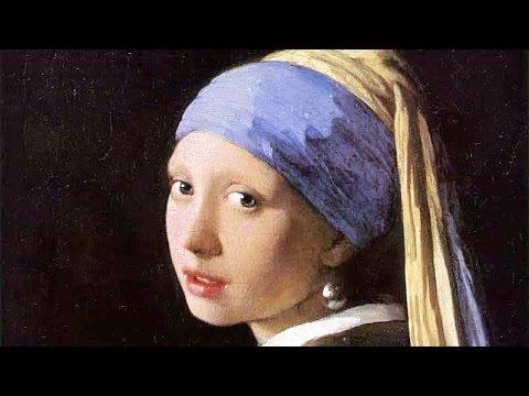 Johannes Vermeer - La Jeune Fille à la perle - Artracaille 22-05-2012