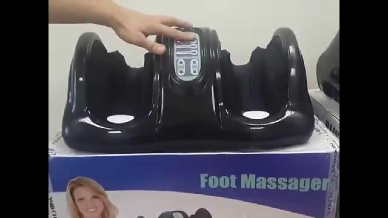 Разборка массажера для ног валик массажер для тела
