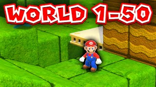 Playing as Mario in Captain Toad levels! (Super Mario 3D World Modding)