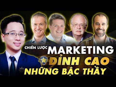 ✅ (Cực Hay) Chiến Lược Marketing Đỉnh Cao Của Những Bậc Thầy || Lê Thiên Công