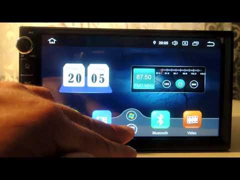 Idoing магнитола андроид 9 0 Обзор Тест