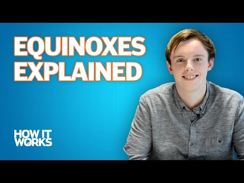 Equinoxes Explained