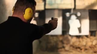 Strzelanie na strzelnicy dla dwóch osób – Gdańsk video