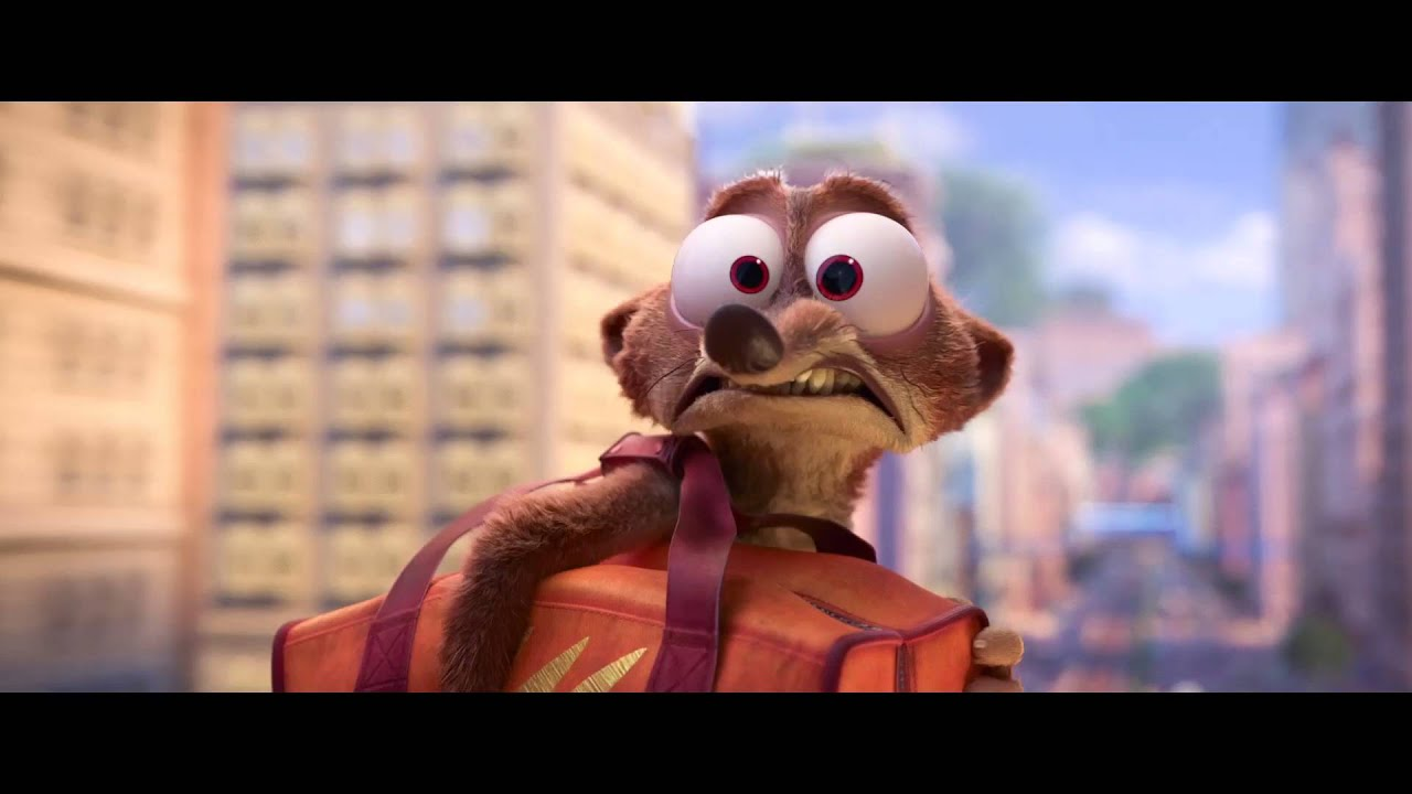 Quot Have A Donut Quot Clip Zootopia Youtube