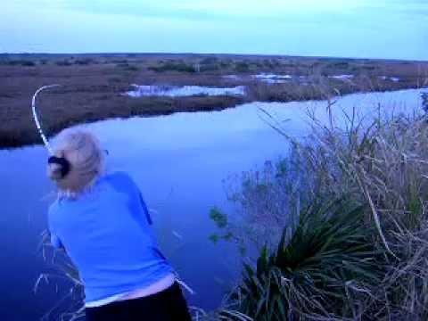 Mosquito Lagoon & Indian River Fishing