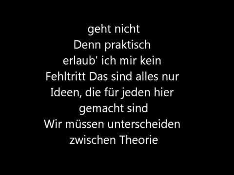 (Lyrics) Bushido feat. Joka - Theorie & Praxis