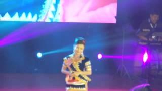 Winner Sugandoi 2015 (Aprillisa Sue Ann) Tuaran