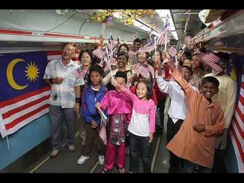 SATU MALAYSIA SONG and 52nd MERDEKA PARADE 2009