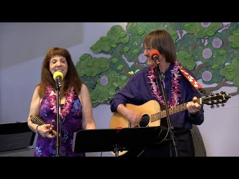 """One"" by Heartdream, Unity Church of Maui (7-2-17)"