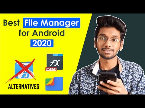 Best File Manager For Android | FX File Explorer & Files By Google Tips & Tricks In HINDI