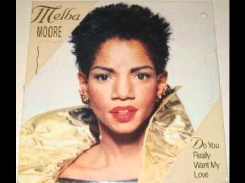 Melba Moore  Do You Really Want My Love Soul II Soul mix