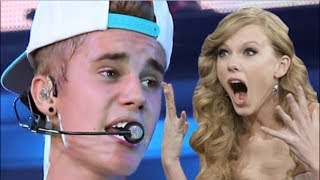 Repeat youtube video Justin Bieber Disses Taylor Swift In New Single 'All Bad'?!
