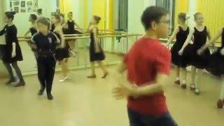 Репетиция Татарского танца