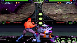 FX Fighter (PC DOS) longplay