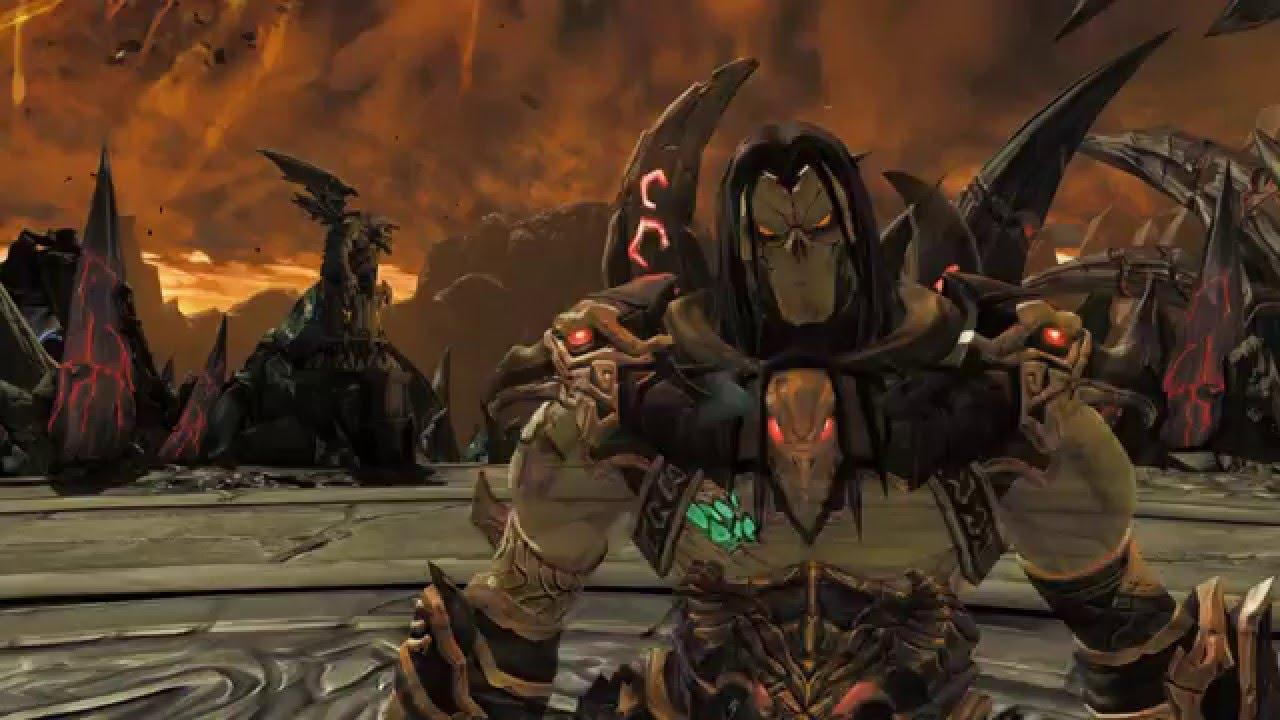 Darksiders II: Deathinitive Edition (Deathinitive ...