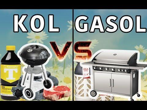 JLC → KOL VS. GASOLGRILL