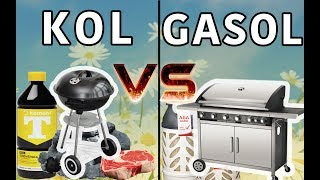 JLC → KOL VS. GASOLGRILL