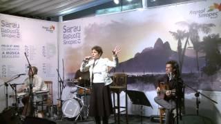 Sarau Repsol Sinopec 26/09/2012 - Soraya Ravenle - Senhorá