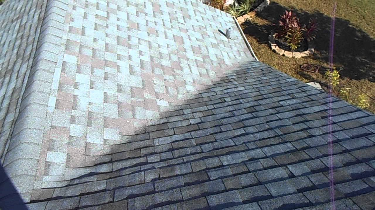 Grey Shingle Roof In St Pete Fl By Dunn Contracting Youtube