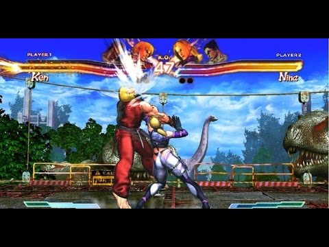 HOW TO DOWNLOAD STREET FIGHTER X Tekken 100% FREE For PC