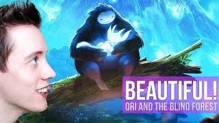 RIGHT IN THE FEELS! Ori and the Blind Forest Gameplay & Commentary! (1440p HD)