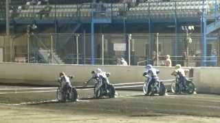 Kings Lynn Young Stars v Cradley Heathens - 03.09.14 - Heat 13