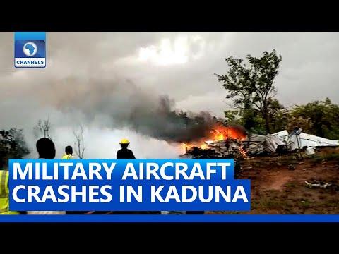 Chief Of Army Staff, Others Die In Kaduna Plane Crash