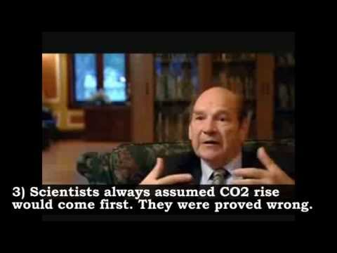 Does CO2 lead or lag global temperature?