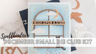 Spellbinders December Small Die Club Kit