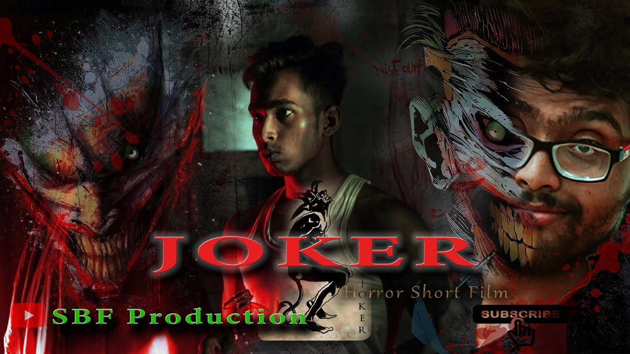 The JOKER Untold Horror short film | SBF Production