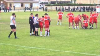 ko rugby honneur jsv villeneuve de marsan vs mimizan