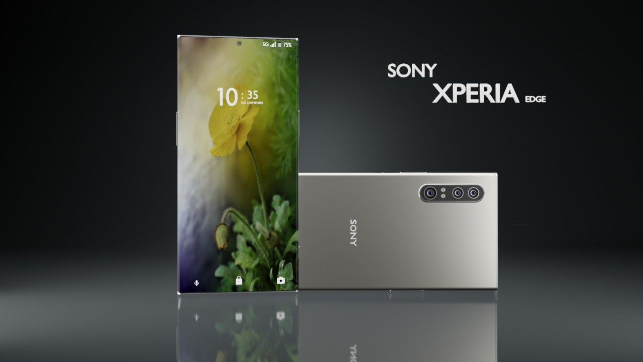 Sony Xperia EDGE 5G Full Introduction!!!