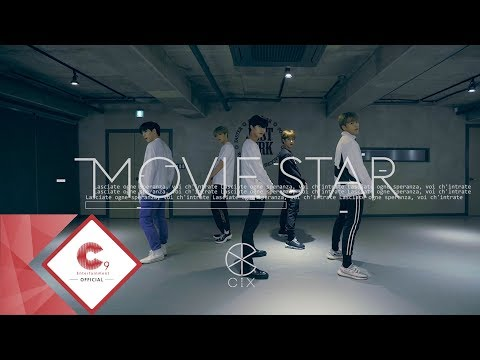 CIX (씨아이엑스) - 'Movie Star' Dance Practice Video