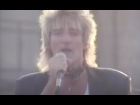Rod Stewart - Young Turks (Official Video)