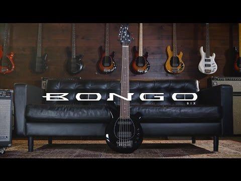Ernie Ball Music Man Bongo 6 Bass: Joe Dart Demos