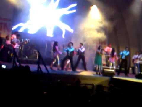 Richa Sharma Live (Zor Ka Jhatka) Part 2